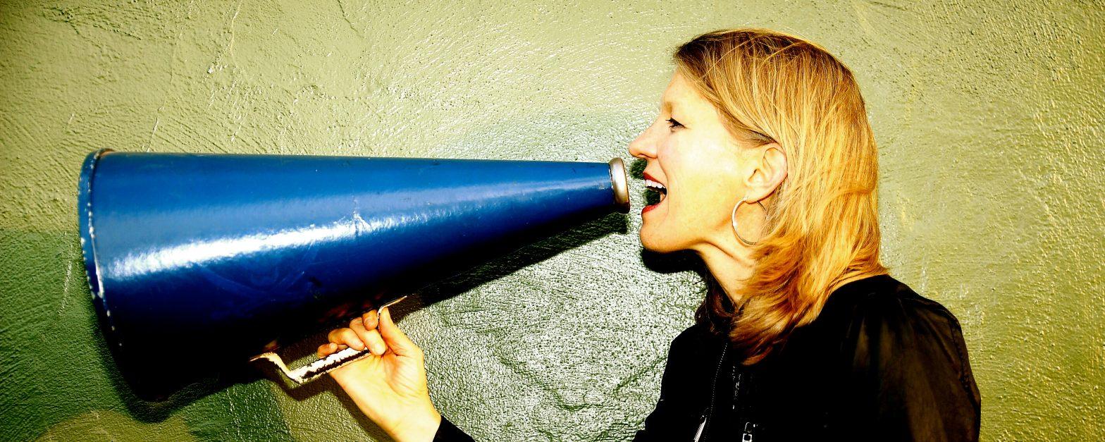 public speaking challenge